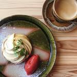 【1月17日 オープン】亀岡にスイーツのおいしいカフェ「Café de mimi(カフェ ド ミミ)」誕生