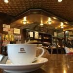 うまいコーヒーの指定席★コロラドコーヒーショップ【聖護院カフェ】