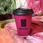 岡崎エリアの新星*コンセプトは大人の遊び場「カフェアンドバー ディテール(Cafe&Bar DETAIL)」【岡崎カフェ】