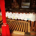【京都神社めぐり】ご利益総なめの『京都十六社朱印めぐり』11社目!妊婦さん必訪の安産祈願☆「わら天神宮」