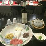 【京つけもの西利 本店】で白ワインとともに「京漬物パーティー(無料)」を楽しむ『最先端星人の京都探索』