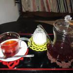 """""""京都の紅茶専門店"""" 京町家の和室でほっこり本格紅茶「卯晴(うはる)」【西陣】"""
