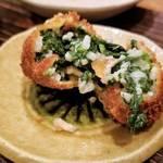 品の良い京都の小料理屋!おばんざいでほっこり日本酒を「ごちそう紫陽(しよう)」@堺町通御池上ル