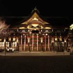 【初ライトアップ】梅の名所・北野天満宮の梅苑で週末だけの幻想的な夜
