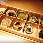 【新店】人気の日本料理店が満を持してオープン!逸品料理と日本酒で昼呑みもできる☆蕎麦割烹「龍」【六角富小路】