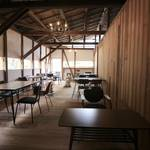 ロケーションが素敵過ぎる♡【宇治市・炭山】に元牛舎を利用したカフェがオープン☆その名も「基牛舎」(もとぎゅうしゃ)