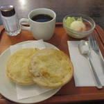 あの洋館でフランス式の朝食を|人気小説のラストシーンにも登場「進々堂 京大北門前」【百万遍】