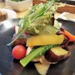 伏見駅近く | 野菜がしっかり頂ける人気イタリアン「チョッカーナ」