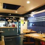 【新店】京都四条河原町の人気立飲み店の新業態!女子でも入りやすいオサレなスペインバルに☆「バーガウディ」