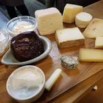 割烹に通じる京町屋イタリアン |ワインやチーズも秀逸「西陣の酒酪菜HANAMITSU(ハナミツ )」