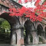 古刹に溶け込むレンガのアーチ!「南禅寺水路閣」カメラ好き必訪スポット