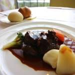 島津メディカルプラザで食事ならテッパンでこちら☆カジュアルフレンチ「レストランAMI」【西大路御池】