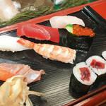 祇園で手軽に寿司を!深夜3時まで2軒目使いにも「鮨処 音羽 京都祇園店」