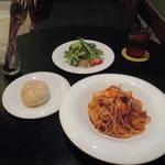 京町家とイタリアンの融合|もちもちパスタと本格派コーヒー「アイタルガボン」【神宮丸太町】