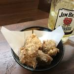 京都・堀川商店街に佇む鶏肉店「堀川鳥岩」限定立ち飲みがパワーアップ!!