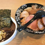 関西随一の人気つけ麺店!とみ田のDNAを継ぐ京都の名店「麺屋たけ井 本店」