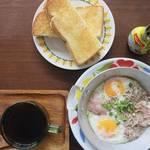 かわいいおうちカフェ「zakka+cafe mogamoga(モガモガ)」で味わうタイ風モーニング【大将軍】