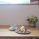 嵯峨嵐山にかわいいおうちカフェ誕生「neige 喫茶とおやつ」【新店】