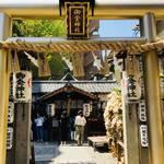 【京都神社めぐり】黄金鳥居の金運アップ最強スポット!地道な参拝が金運を引き寄せる☆「御金神社」