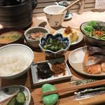 大満足、京の朝ごはん|京都・烏丸御池にある人気おばんざい店「旬菜いまり」