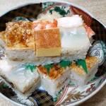 古典的京寿司店、創業は天保年間|寺町二条の名店「末廣」