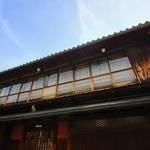 250年前にタイムスリップ☆和と洋が入り混じる素敵空間 Cafe & Bar 「きんせ旅館」【京都・島原】