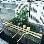 【京都伏見名水めぐり】スタンプラリーで名水チェック☆酒造りの生命水「御香宮神社」