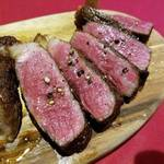 赤身牛マニアに名高いジビーフを熟成で|京都舞鶴「サヴール・ド・ラ・メール」