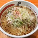 関西塩ラーメンのパイオニア|大阪発祥の行列店「京田辺 塩元帥」