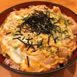 京都西陣エリア|老舗鳥料理専門店で頂くふわトロの絶品親子丼「鳥よし」