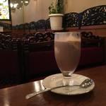 京都祇園の名喫茶*濃厚ココアでまったり*喫茶ラテン【祇園四条】