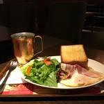 朝からリッチな気分!ワンランク上のセルフカフェ「上島珈琲店」【四条烏丸】