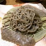 【京都ランチめぐり】蕎麦マニア必見!数種類の蕎麦産地や挽き加減で巧みに食べくらべ!!手打ち蕎麦「いまふく」