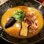 【京都ランチめぐり】3月オープン!京都駅地下街の有名カレーうどん専門店!雨の日も安心移動☆「味味香」