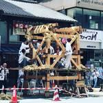 【日本三大祭】2018祇園祭☆職人の技が光る伝統技法『山鉾建て』始まりました!