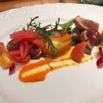 京都|野菜への愛が溢れる京町屋フレンチ「Restaurant 青いけ」