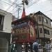 【2018祇園祭前祭】ド迫力の山鉾巡行!ラストスパート!!細い新町通りを巨大鉾が行く☆
