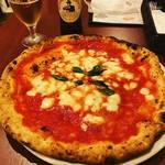 【新店】6月オープン!京都銀閣寺スグの本場製法にこだわった窯焼きナポリピッツァ☆「Pizzeria da Ciro (ピッツェリア ダ チーロ)」