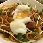 トロける卵がたまらない!長居必至の快適カフェランチ「ハセイチ珈琲」【京田辺】