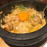 京都の親子丼はひと味違う!アツアツの石焼親子丼がたまらん!「侘家古暦堂(わびやこれきどう)」