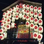 【2018京都祇園祭】ゆったり夜の後祭をぶらり!夜の山鉾めぐりは快適で狙い目!!風情漂う祇園囃子☆