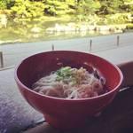 【京都嵐山】毎年恒例の朝活イベント!世界遺産で絶品素麺もいただける無料坐禅会☆「天龍寺」