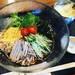 【京都冷麺めぐり】マヨラー必食!自家製マヨネーズたっぷりの冷やし中華!自家製麺で喉ごしつるるん☆「天狗(てんぐ)」