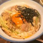 京都素材にこだわった特選親子丼|京都・今熊野エリアの人気うどん店「麺道楽 大」