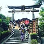 【京都神社めぐり】絶大な人気を誇る恋愛成就のパワースポット!世界遺産・清水寺境内にある☆「地主神社」
