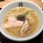 祇園新橋に京都らしい上品ラーメン店「錦」がオープン【新店】