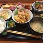 割烹料理屋の1000円おまかせ定食ランチを堪能「四季の味 松秀」@山科椥辻の巻っす