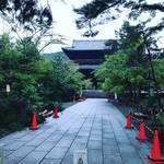 【京都朝活めぐり】早起きは三文の徳!台風一過の爪痕残る南禅寺で無料座禅会☆