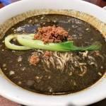 まろやかな黒胡麻担々麺にハマル!桂の人気四川料理店「瀘川(ろせん)」
