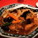【京都中華めぐり】住宅街の隠れ家的北京料理店!飽きのこないあっさり京風味が絶品☆「盛華亭」